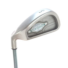 Callaway Golf Big Bertha X-12 Individual 5 Iron Graphite Ladies Left-Hand 57642D