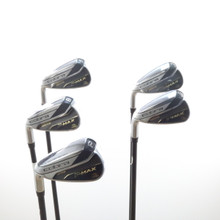 Cobra F-Max Iron Set 6-P SuperLite 55 Graphite Regular Flex Left-Handed 57788A