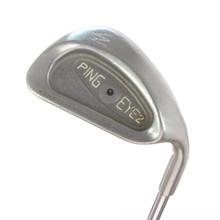 Ping EYE2 Plus W Pitching Wedge Black Dot Steel Regular Flex Right-Handed 57657D
