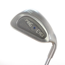 Ping EYE2 Plus W Pitching Wedge Blue Dot Steel Stiff Flex Right-Handed 57657D