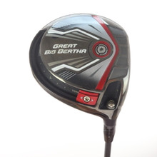 Callaway Great Big Bertha Driver 10.5 Deg Bassara E 42 Senior Flex 57700G