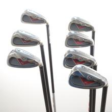 Wilson Staff DI7 Iron Set 5-P,G Graphite Shaft Uniflex 57705G