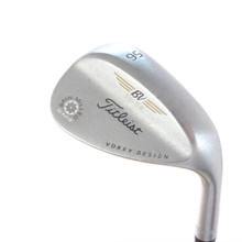 Titleist SM4 Spin Milled Chrome Wedge 56 Degrees 56.08 Steel Right-Handed 57817A