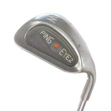 Ping EYE2 Plus PW Pitching Wedge Orange Dot Steel Stiff Flex Right-Handed 57665D