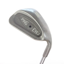 Ping EYE 2 W Pitching Wedge Black Dot Steel Shaft Stiff Flex Right-Handed 57664D
