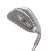 Ping EYE 2 W Pitching Wedge Black Dot Steel Shaft Stiff Flex Right-Handed 57664D