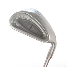 Ping EYE W Pitching Wedge Black Dot Steel Shaft Stiff Flex Right-Handed 57666D
