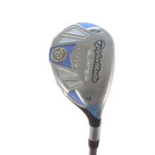 TaylorMade Burner 4 Rescue 22 Degrees Graphite REAX 45 Ladies Flex 57723G