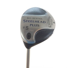 Callaway Steelhead Plus #5 Wood Graphite Gems Ladies Flex Left-Handed 57727G