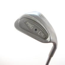 Ping EYE2 Plus W Pitching Wedge Black Dot Steel Stiff Flex Right-Handed 57759G