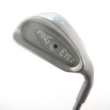 Ping EYE 2 Individual 6 Iron Black Dot Steel Stiff Flex Right-Handed 57763G