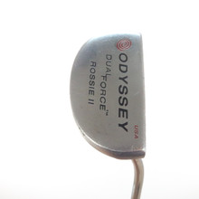 Odyssey Dual Force Rossie II Putter 33 Inches Steel Right-Handed 57769G