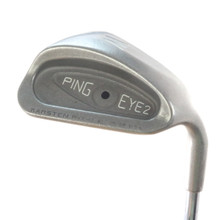 Ping EYE 2 W Pitching Wedge Black Dot Steel Shaft Stiff Flex Right-Handed 57677D