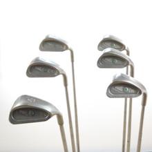 Ping EYE2 Iron Set 5-W Green Dot Steel ZZ-Lite Steel Stiff Flex 58124G