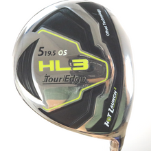 Tour Edge Hot Launch HL3 OS 5 Wood 19.5 Degrees Graphite Senior Flex 57935A
