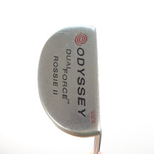 Odyssey Dual Force Rossie II Putter 35 Inches Steel Right-Handed 57930A