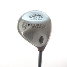 Callaway Big Bertha Warbird Divine Nine 9 Wood Graphite Gems Ladies Flex 57961A