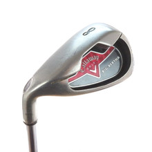 Callaway Big Bertha Individual 8 Iron Steel Shaft Uniflex Left-Handed 58171G