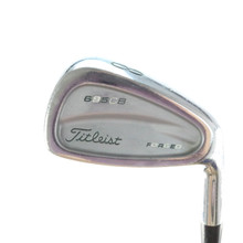 Titleist 695 CB Forged Individual 8 Iron Dynamic Gold Shaft Stiff Flex 58292D