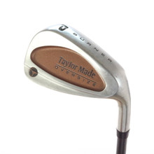 TaylorMade Burner Oversize Pitching Wedge Graphite S-90 Stiff Flex 57996A