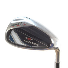 Tour Edge Hot Launch S Sand Wedge Graphite Stiff Flex Right-Handed 58295D
