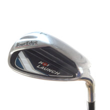 Tour Edge Hot Launch L Lob Wedge Graphite Stiff Flex Right-Handed 58296D