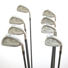King Cobra Oversize Iron Set 4-P,S Graphite Senior Flex Right-Handed 58003A