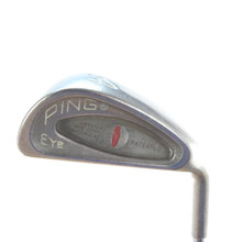 Ping EYE Individual 4 Iron Red Dot Z Steel Stiff Flex Right-Handed 58319D