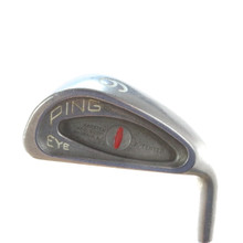 Ping EYE Individual 6 Iron Red Dot Z Steel Stiff Flex Right-Handed 58321D
