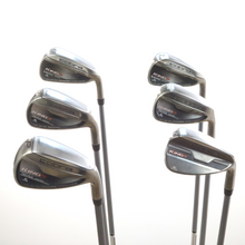 King Cobra F6 Iron Set 6-P,G Matrix Ozik 65Q4 Senior Flex Right-Handed 58006A