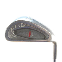 Ping EYE Individual 8 Iron Red Dot Z Steel Stiff Flex Right-Handed 58323D