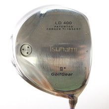 GolfGear Tsunami Driver 9 Degrees Graphite Regular Flex 58235G