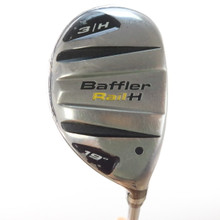 Cobra Baffler Rail H 3/H Hybrid 19 Degrees Graphite Shaft Senior Flex 58244G
