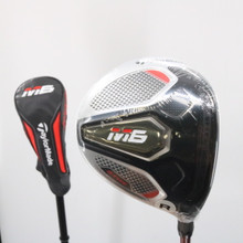 2019 TaylorMade M6 D-Type 3 Wood 16 Degrees Even Flow Regular Headcover 58048A