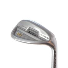 Adams Idea CMB Forged Pitching Wedge Steel Dynamic Gold X-Stiff Flex 58075A
