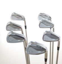 Mizuno MP-64 Iron Set 4-P KBS Tour C-Taper Steel Shaft Stiff Flex 58406G