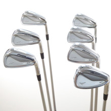 Mizuno MP-64 Iron Set 4-P KBS Tour C-Taper Steel Shaft Stiff Flex 58410G