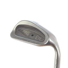 Ping EYE 2 Individual 8 Iron Black Dot Steel Stiff Flex Right-Handed 58502D