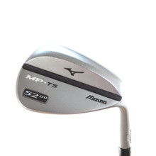 Mizuno MP T5 White Satin Wedge 52 Degrees 52.09 Dynamic Gold Right-Handed 58515D