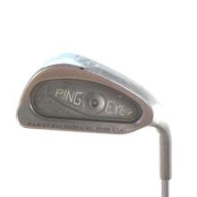 Ping EYE 2 Individual 3 Iron Black Dot ZZ-Lite Steel Shaft Stiff Flex 58528D