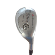 Adams Idea Tech OS 5 Iron Hybrid Graphite Senior Flex Right-Handed 58641A
