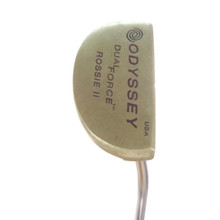 Odyssey Dual Force Rossie II Putter 33 Inches Steel Right-Handed 58437G