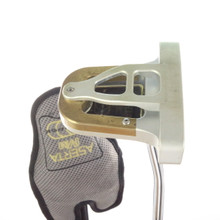 Aserta Eclipse Putter Steel 34 Inches Right-Handed Headcover 58452G