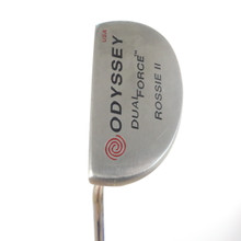 Odyssey Dual Force Rossie II Putter 35 Inches Steel Left-Handed 58663A