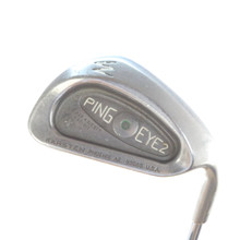 Ping EYE2 Plus W Pitching Wedge Green Dot Steel Stiff Flex Right-Handed 58566D