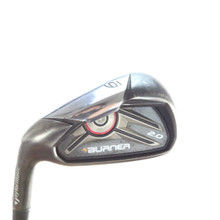 TaylorMade Burner 2.0 Individual 6 Iron Superfast 65 Stiff LEFT-HANDED 58551D