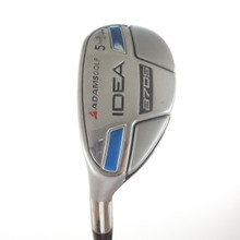Adams Idea A7OS 5 Iron Hybrid Grafalloy A Senior Flex Left-Handed 58679A