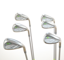 TaylorMade Kalea Iron Set 6-PW,SW SlimTech 45 Graphite Shaft Ladies Flex 58481G