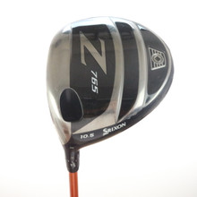 Srixon Z 765 Driver 10.5 Degrees Miyazaki Regular Flex Left-Handed 58682A