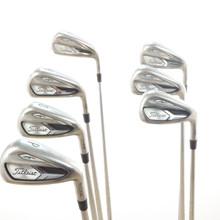 Titleist AP1 718 Iron Set 4-P Steel KBS Tour 105 Stiff Flex Right-Handed 58689A